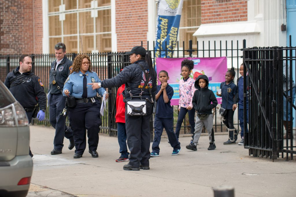 8yr old Unloads Pepper Spray – Sends Classmates To The